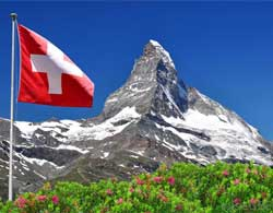 The higher education in Switzerland